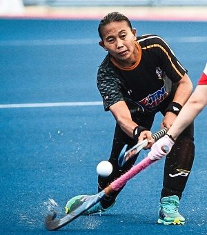 New role: Former player Siti Noor Amarina has been appointed as the women's technical coordinator for the new programme.