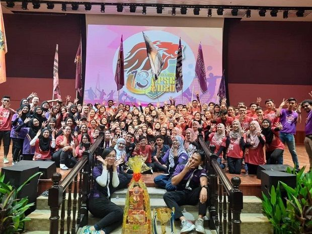 University of Cyberjaya emerged as the first private university to retain its name as the overall champion at the 13th MyPSA National Pharmacy Sports Carnival 2020 (NPSC) for the fourth time in a row bagging 22 medals – ten gold, six silver, and six bronze.