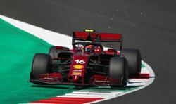 Fifth on the grid is more than Ferrari expected, says Leclerc