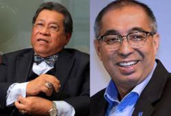 Salleh and Pandikar making comeback