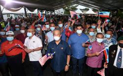Perikatan on a collision course in Sabah polls