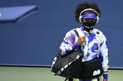 The masks of Naomi Osaka at the U.S. Open