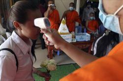 Cambodia: British man confirmed down with Covid-19
