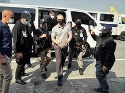 Philippines deports US Marine pardoned for transgender killing