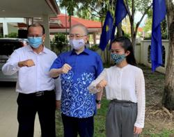 Sabah polls: MCA's election machinery goes full swing