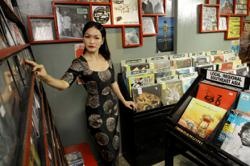 Malaysian jazz vocalist Janet Lee believes music can unite people