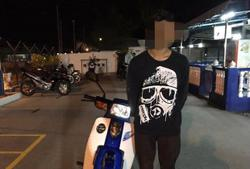 Five mat rempit, including teenager, arrested