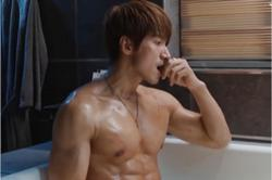 How actor Jerry Yan got his abs for steamy scene in new drama