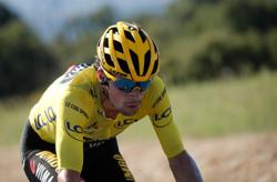 Jumbo-Visma riders tested negative for COVID-19, says Roglic