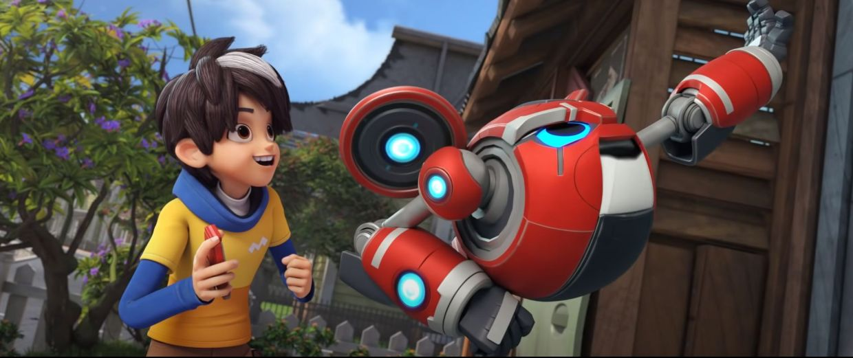 Boboiboy Movie 3 Due In 2022 After Mechamato Movie In 2021 Say Animonsta Studios The Star