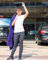Bookworm Pandelela turns a new page