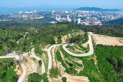Earthworks halted as city council scrutinises paperwork for new clearing near 'Botak Hill'