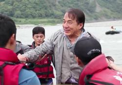 Jackie Chan nearly drowns while filming; vanished underwater for 45 seconds