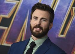 Actor Chris Evans has the perfect response after posting X-rated photo