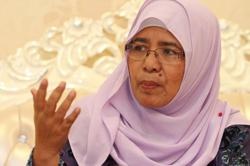 Hamidah Osman claims Perak Corporation Berhad is being wound up