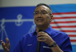 M'sia does not recognise any claim over Sabah, says Hisham as Warisan asks Wisma Putra to talk to Manila