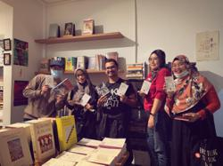 Six independent bookshops join forces for a 'library card' project
