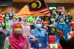 Preserve racial unity at all costs, says Pemenang
