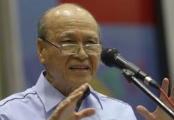 Reject racial polarisation, says Lee Lam Thye