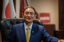 Yoshihide Suga named Japan's prime minister, succeeding Abe