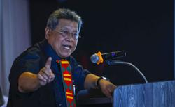 Usno launches new manifesto, aims to put Sabah in more prominent position