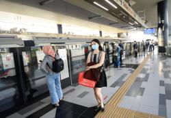 Latest modifications to MRT's Putrajaya Line open for public viewing from Thursday