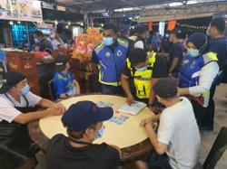 Seven slapped with RM1,000 compound for violating MCO