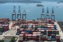 Guangdong's foreign trade grows 3.5 per cent in August