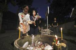Cambodia celebrates Ancestors Day as Covid-19 situation eases