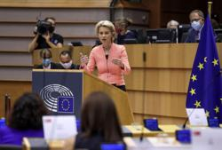 EU ready for new agenda with whoever wins U.S. election - EU's von der Leyen