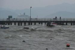 Cambodia warns sailors and fishermen of strong winds
