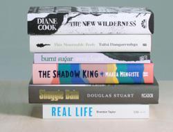 Four debut novels make 2020 Booker Prize shortlist