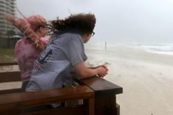 Hurricane Sally weakens to tropical storm, brings 'historic flooding' to U.S. Gulf Coast