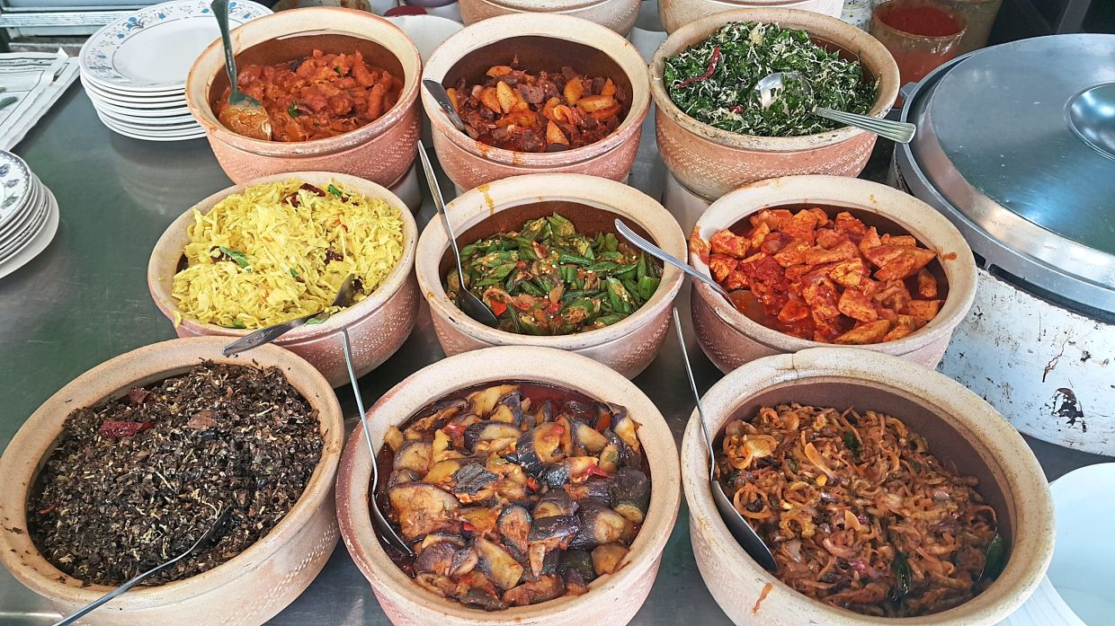 There's no shortage of Indian cuisine at Brickfields. Photo: Filepic