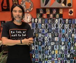 Melaka's Orangutan House founder creates art prints to stay afloat