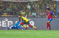 A stretch that's too much for Kedah's Ifwat to shoulder