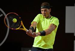 Nadal makes fast start in Rome, Tsitsipas out
