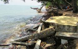 CAP warns of coastal erosion along Melaka beaches