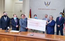 Petronas makes payment of RM2.9bil in SST to Sarawak govt