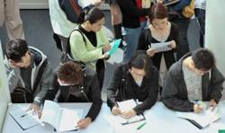 Hong Kong's jobless rate remains high at 6.1 per cent