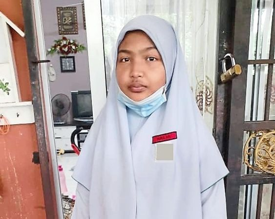 Nurul Ain has been advised to have another operation soon.