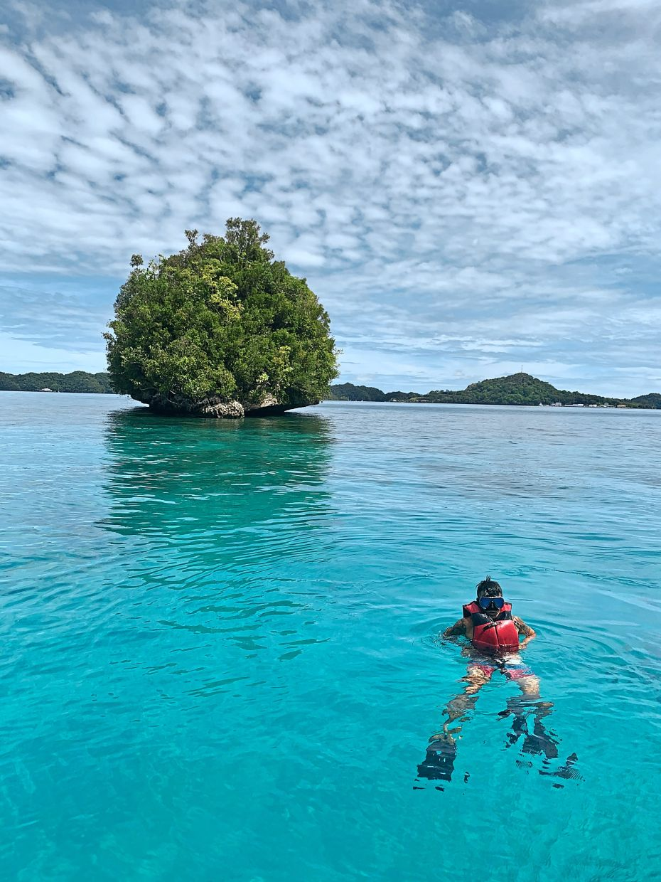 Diving in Palau is an experience you will not easily forget.