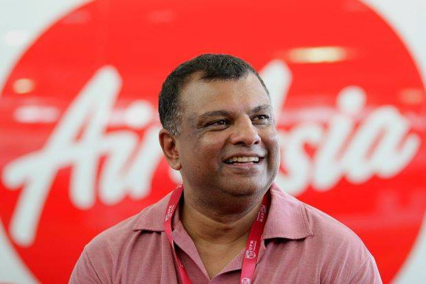 Fernandes quashes news on AirAsia Japan suspending flights