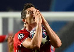 Bayern players lead shortlists for season-ending Champions League awards