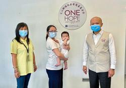 Ailing children in urgent need