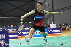 Win in simulation match fails to stimulate Zii Jia