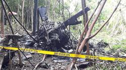 Four killed in copter crash