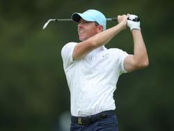 McIlroy shakes off nerves for solid start at Winged Foot