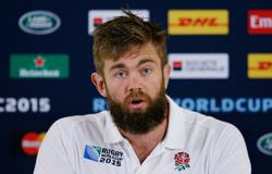 Wallabies appoint England's Parling as forwards coach