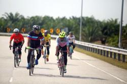 Cycling groups should limit number of cyclists to 50, says Perak deputy police chief